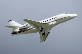 CS-DFK - NetJets Europe (Portugal) Dassault Falcon 2000 DX, EX