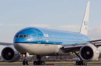 PH-BQH - KLM Asia Boeing 777-200ER