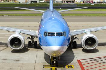 OO-TUX - TUI Airlines Belgium Boeing 737-800