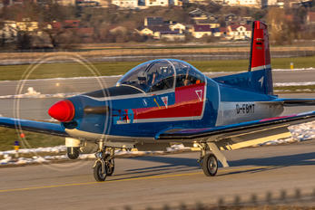D-FBMT - Private Pilatus PC-9