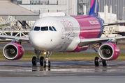 G-WUKB - Wizz Air Airbus A320 aircraft