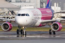 New Airbus A320 for Wizz Air UK