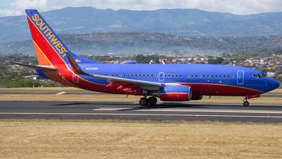 N234WN - Southwest Airlines Boeing 737-700