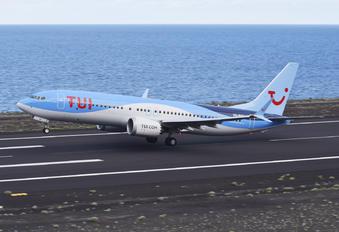 OO-MAX - TUI Airlines Belgium Boeing 737-8 MAX