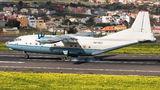 Cavok Air An-12 visited Tenerife Norte