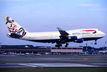 British Airways - Boeing 747-400 G-CIVY