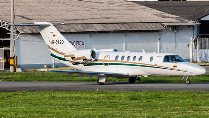 HK-5120 - Helicol Colombia Cessna 525C Citation CJ4