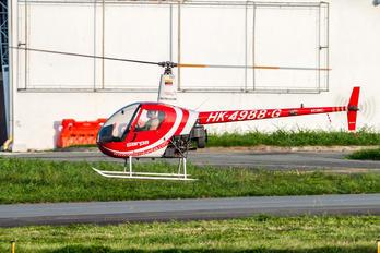 HK-4888-G - Volar Colombia Robinson R22