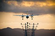 JA855A - ANA - All Nippon Airways de Havilland Canada DHC-8-400Q / Bombardier Q400 aircraft