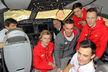 #5 LOT - Polish Airlines - Airport Overview - People, Pilot SP-LRC taken by Marek Kwasowski