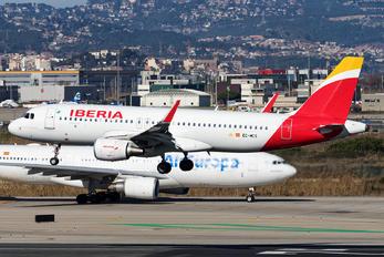 EC-MCS - Iberia Airbus A320