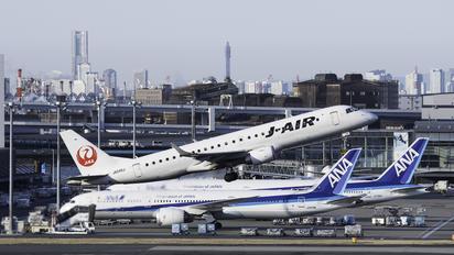 JA245J - J-Air Embraer ERJ-190 (190-100)