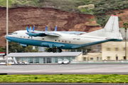 UR-CEZ - Cavok Air Antonov An-12 (all models) aircraft