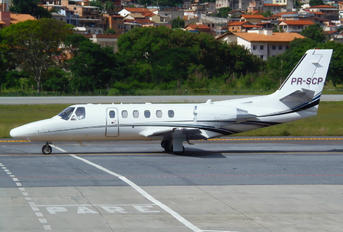 PR-SCP - Private Cessna 550 Citation Bravo