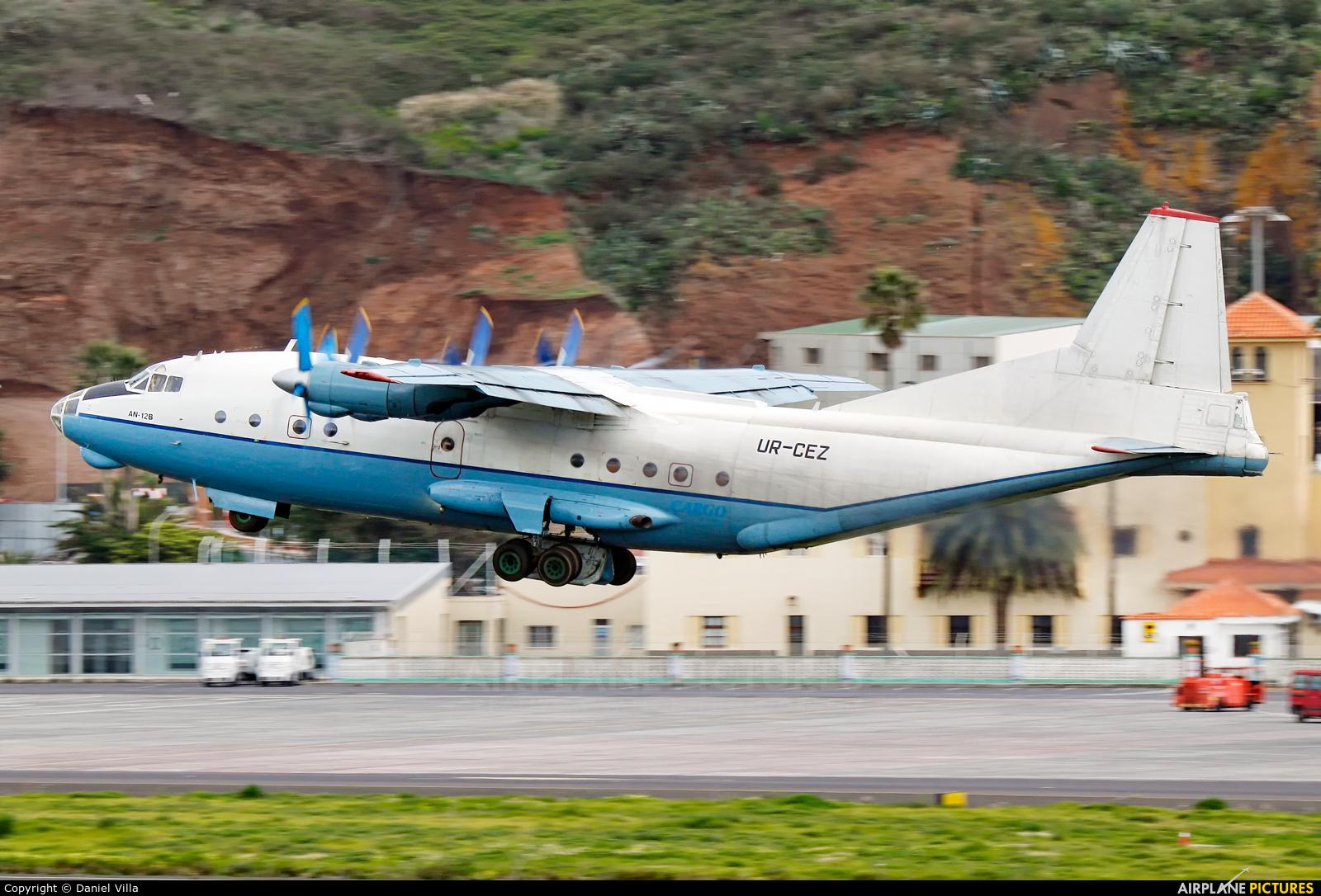 Cavok Air UR-CEZ aircraft at Tenerife Norte - Los Rodeos