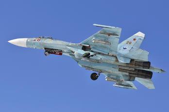 28 - Russia - Air Force Sukhoi Su-27P
