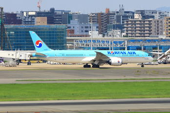 HL8081 - Korean Air Boeing 787-9 Dreamliner