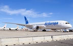 First Boeing 787-9 for Air Europa