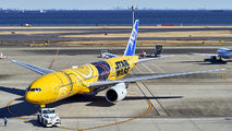 JA743A - ANA - All Nippon Airways Boeing 777-200 aircraft