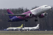 HA-LWO - Wizz Air Airbus A320 aircraft