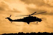 3365 - Czech - Air Force Mil Mi-24V aircraft