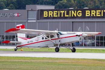 HB-FDU - Air Glaciers Pilatus PC-6 Porter (all models)