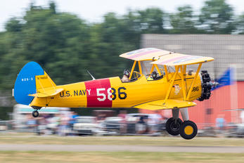 N76450 -  Boeing Stearman, Kaydet (all models)