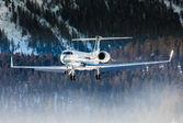 #2 Private Gulfstream Aerospace G-V, G-V-SP, G500, G550 VQ-BLA taken by Yanick Hug