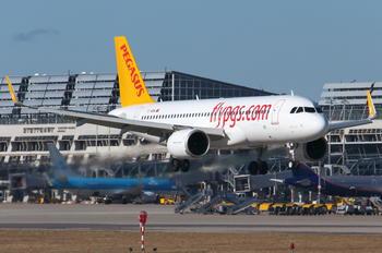 TC-NBM - Pegasus Airbus A320 NEO