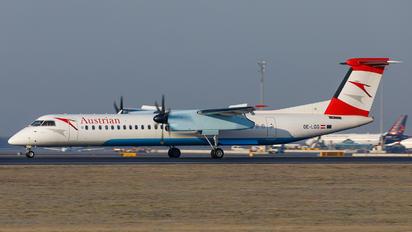 OE-LGG - Austrian Airlines/Arrows/Tyrolean de Havilland Canada DHC-8-400Q / Bombardier Q400