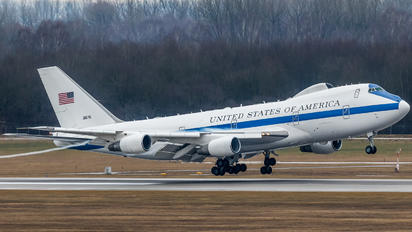 73-1676 - USA - Air Force Boeing E-4B