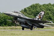 FB-24 - Belgium - Air Force General Dynamics F-16BM Fighting Falcon aircraft
