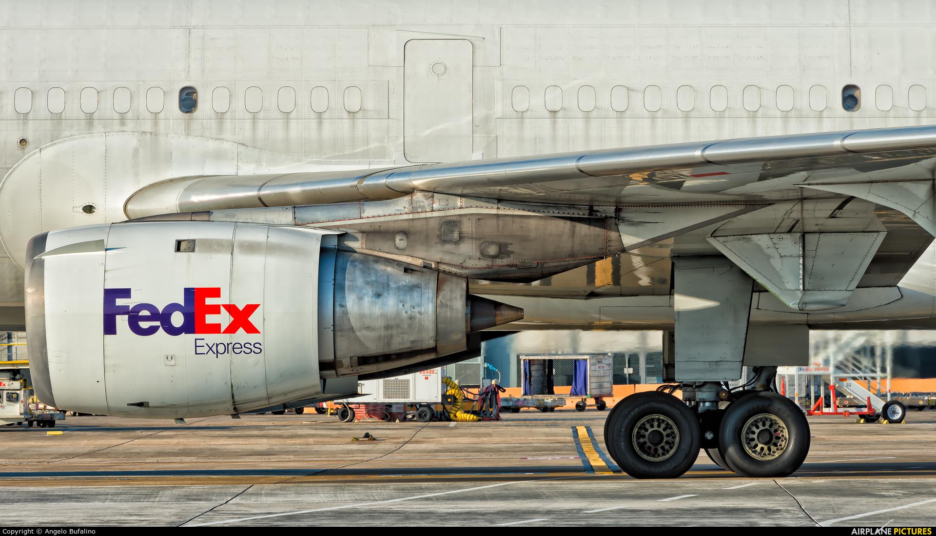 FedEx Federal Express N308FE aircraft at Memphis Intl