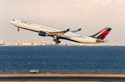 N827NW - Delta Air Lines Airbus A330-300 aircraft