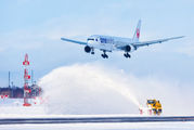 JA752J - JAL - Japan Airlines Boeing 777-300 aircraft