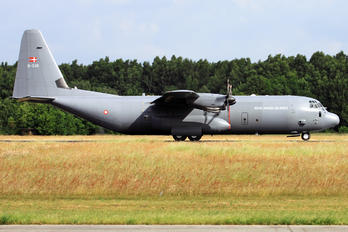B-538 - Denmark - Air Force Lockheed C-130J Hercules