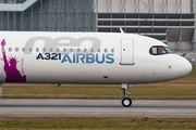 D-AVZO - Airbus Industrie Airbus A321 NEO aircraft