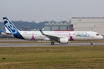 D-AVZO - Airbus Industrie Airbus A321 NEO