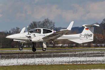 D-GGWB - Rhein-Main Aviation Diamond DA 42 Twin Star