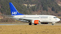 LN-RRY - SAS - Scandinavian Airlines Boeing 737-600 aircraft