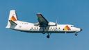 Jersey European - Fokker F27-500 G-JEAA