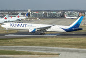 9K-AOJ - Kuwait Airways Boeing 777-300ER aircraft