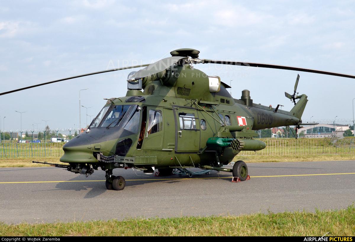 Poland - Army 0609 aircraft at Radom - Sadków