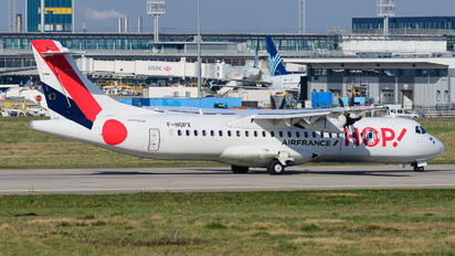 F-HOPX - Air France - Hop! ATR 72 (all models)