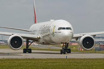 A6-EBI - Emirates Airlines Boeing 777-300ER