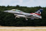 ET-210 - Denmark - Air Force Lockheed Martin F-16B Block 20 MLU aircraft