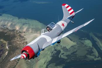 VH-YKN - Private Yakovlev Yak-50