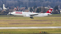 HB-JHF - Swiss Airbus A330-300 aircraft