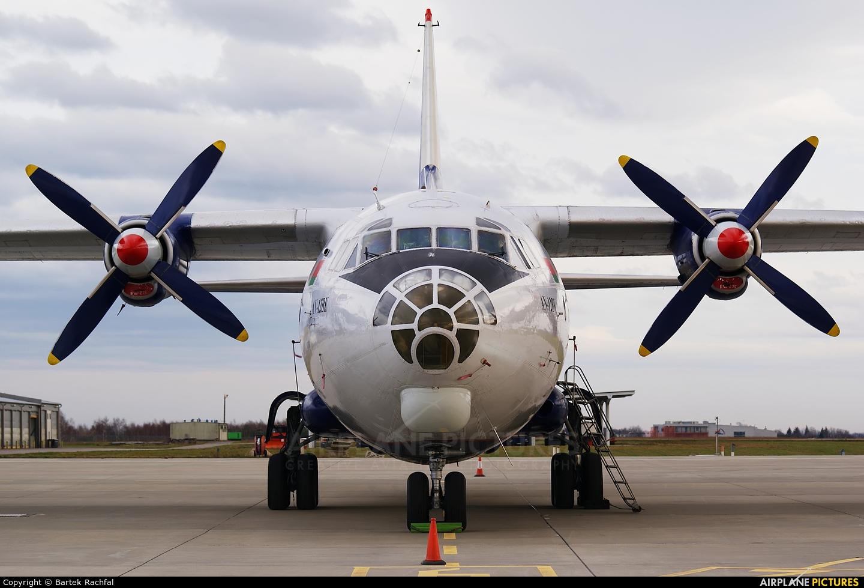 Ruby Star Air Enterprise EW-275TI aircraft at Rzeszów-Jasionka