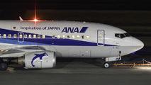 JA301K - ANA - All Nippon Airways Boeing 737-500 aircraft
